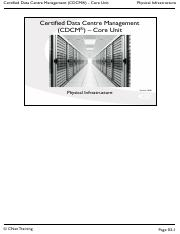 03 Physical Infrastructure - CDCM 1608.pdf