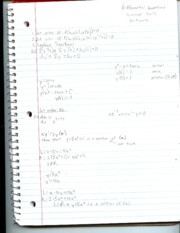 math 354 lecture 1 notes