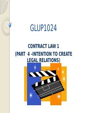 Part_4_Intention_to_create_legal_relations