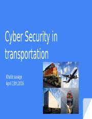 Cyber Security in transportation.pptx
