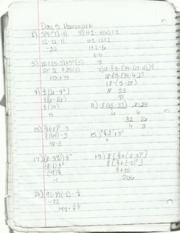 100 equations notes
