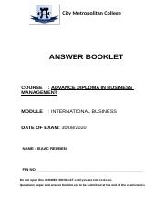 Answer Booklet Isaac.docx