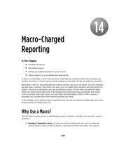 Ch 14 - Macro-Charged Reporting