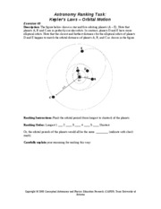 keplers laws orbital motion 3