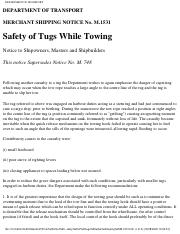 Safety of Tugs While Towing.pdf