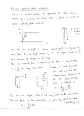 Lecture Notes on Elasticity