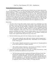 18 Pages Unit Two Lesson Plan