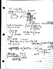 MAT 241 - Notes 8.2 Surface Area