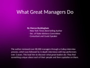 whatgreatmanagersdo-140310162833-phpapp01
