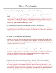CHAPTER 8 FOCUS QUESTIONS.docx