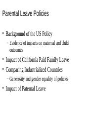 Family Leave.ppt