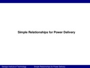 lec 14 simple relationships