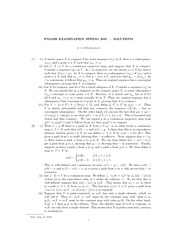 Practice Questions Solutions