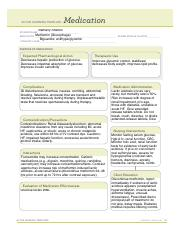 ALT Metformin.pdf - ACTIVE LEARNING TEMPLATE Medication ...