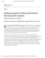 Growing up fast_ Vietnam discovers the consumer society