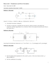 Homework__5__Transformer_and_Power_Calculations