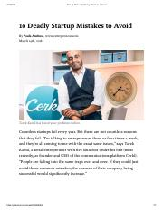 10 Deadly Startup Mistakes to Avoid.pdf