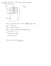 Intro to Structures Homework Loads and Beams