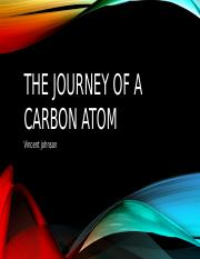 THE JOURNEY OF A CARBON ATOM 22.pptx