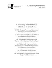 Conforming amendments 15.12.2016