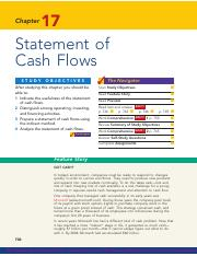 00 Ch 17 Cash Flows Statement
