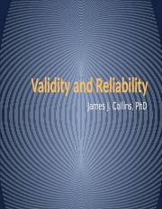 6.0 Validity-Reliability(Chapter5) (1).pptx