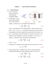 Chapter_6_Linear_and_Ideal_Transformers