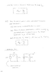 Study Guide on Equivalent Circuit Techniques