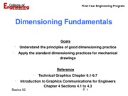 Dimensioning Fundamentals_081009
