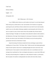 Pitch Essay