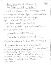 Lecture 3 on Integral Forms
