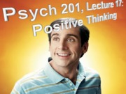 Psych 201 - Lecture 17.Optimism