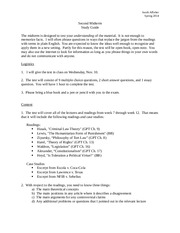 PL.Fa14 -- Second Midterm Study Guide