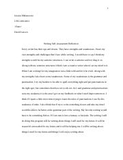 Week 7 Writing Self-Assessment Reflection.docx