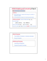 Chapter+2+-+ARMA+Modeling+and+Estimation+_Continued_