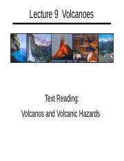 Lecture 9 Volcanoes Handout.pptx