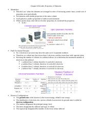 Chemistry Chapter 8 Notes-part 1