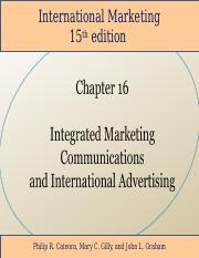 Student_International_Marketing_15th_Edition_Chapter_16.ppt
