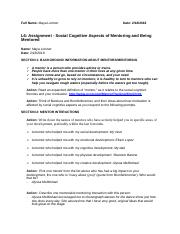 L6_ Assignment - Social Cognitive - Template.docx