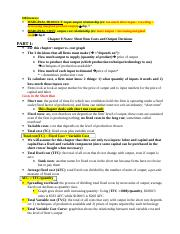 Chapter 8 Notes-Short-Run Costs and Output Decisions.doc