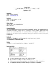 syllabus stat351-summer2013-17may13