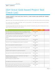 Gold Award Project Task List.docx