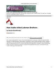 How manths Killed Lehman Brothers.pdf