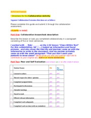 CollaborationAssessmentGuide