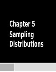 Statistics-Chapter 5-Revised.ppt