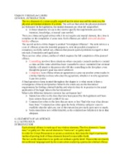 Chapter 6 Criminal Law Liability