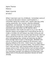 PED212 Week 4 Journal.docx