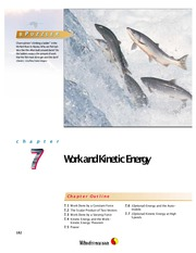 07 - Work and Kinetic Energy