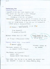 Unit 3 notes (cont)