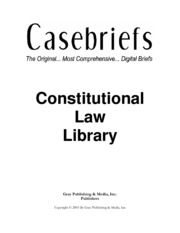 LIBRARY - Constitutional Law